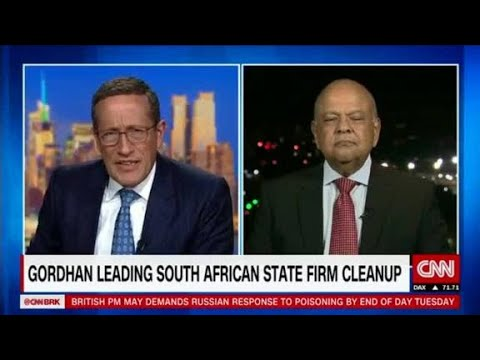 Will South Africa clean house?
