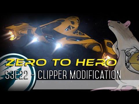🐭 ZERO TO HERO: S3E22 - Clipper Modification