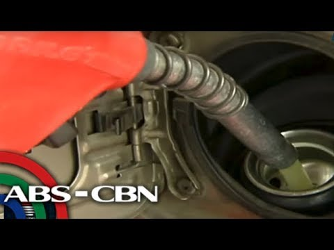 Higher fuel prices cut into sales volume of oil industry giants