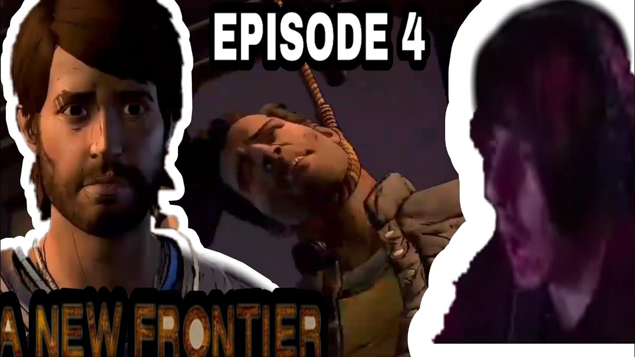 CRAZY AND HORRIFYING ENDING TO THIS EPISODE!!!!! | THE WALKING DEAD A NEW FRONTIER EPISODE 4
