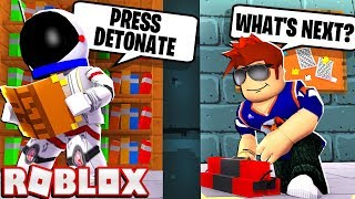 THIS GAME MADE US LOOK LIKE IDIOTS! -- ROBLOX DEFUSAL