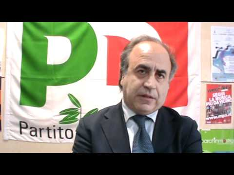 NANO TV . NAPOLI. INTERVIENE IL CONSIGLIERE MARIO D'ESPOSITO PD.