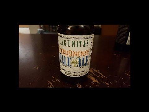 Lagunitas Citrusinensis Pale Ale Beer Review