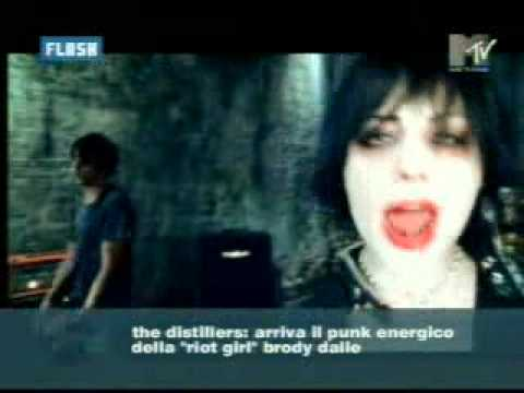 The Distillers Interview
