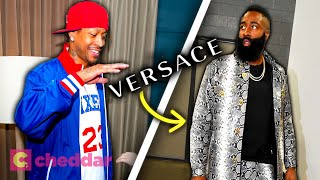 The Moment The NBA Turned Into A Fashion Show - Cheddar Explains