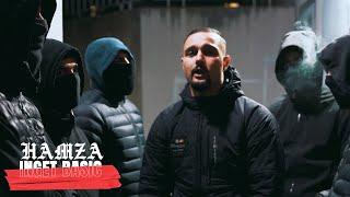 Смотреть клип Hamza - Inget Basic