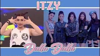 娛樂百分百官方頻道-一週一Dance(特別來賓:嘻小瓜)ITZY-Dalla Dalla