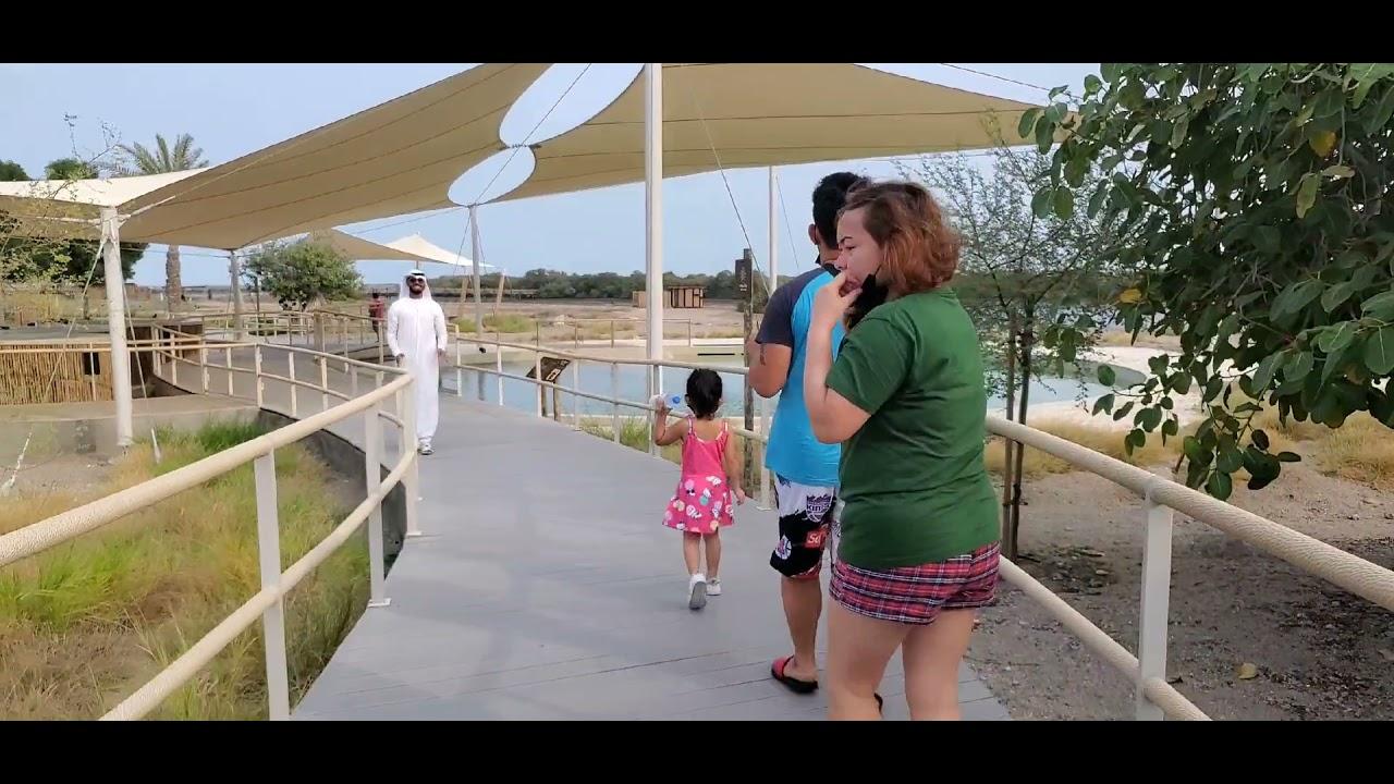Kalba Mangroves Center @United Arab Emirates