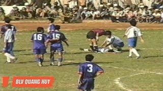 Hình ảnh hiếm hoi về các sân Đà Lạt và Phan Thiết năm 1998   BLV Quang Huy