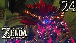 Zelda Breath of the Wild #24 : 1er BOSS, OMBRE D'EAU DE GANON !