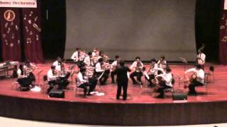 Felix Mendelssohn-String Symphony No.1 in C major, MWV N 1- Thammasat University Symphony Orchestra