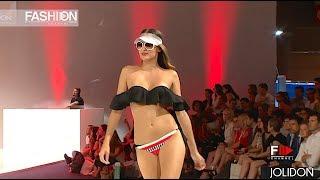 ROCK MY SWIM Part 6 MODE CITY PARIS Spring Summer 2018 - Fashion Channel