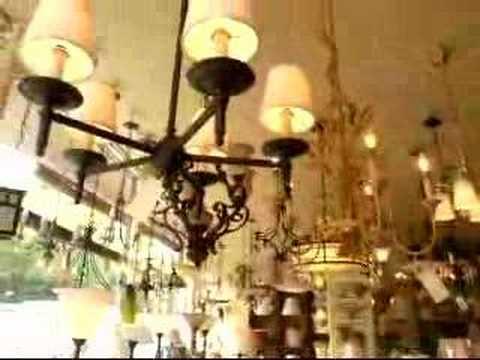 Hansen lamp and shade youtube hansen lamp and shade aloadofball Images