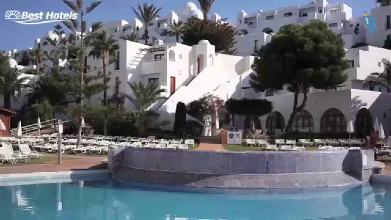 Apartamentos best pueblo indalo moj car for Apartamentos playa mojacar