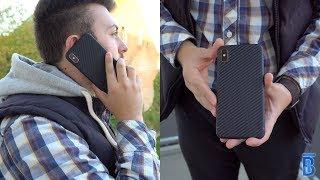 Echt Carbon Case für das iPhone XS & XS MAX! – touchbenny