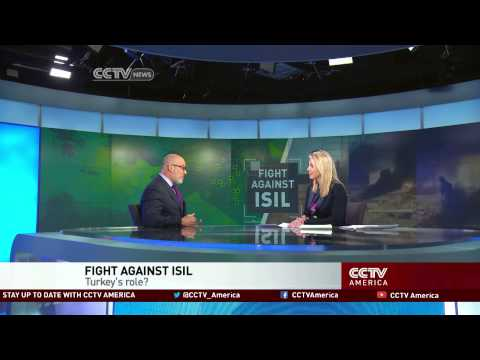 Adam Ereli addresses role of Turkey in fight against IS