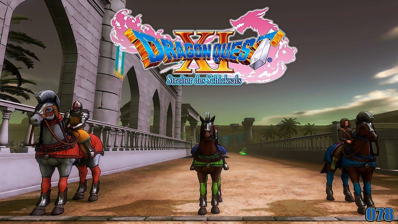 Dragon Quest 11 Pferderennen