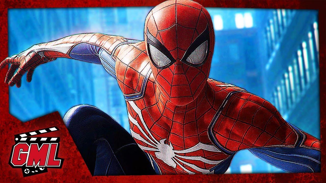 Spider Man Ps4 Film Jeu Complet Francais