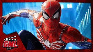 SPIDER MAN PS4 - FILM JEU COMPLET FRANCAIS