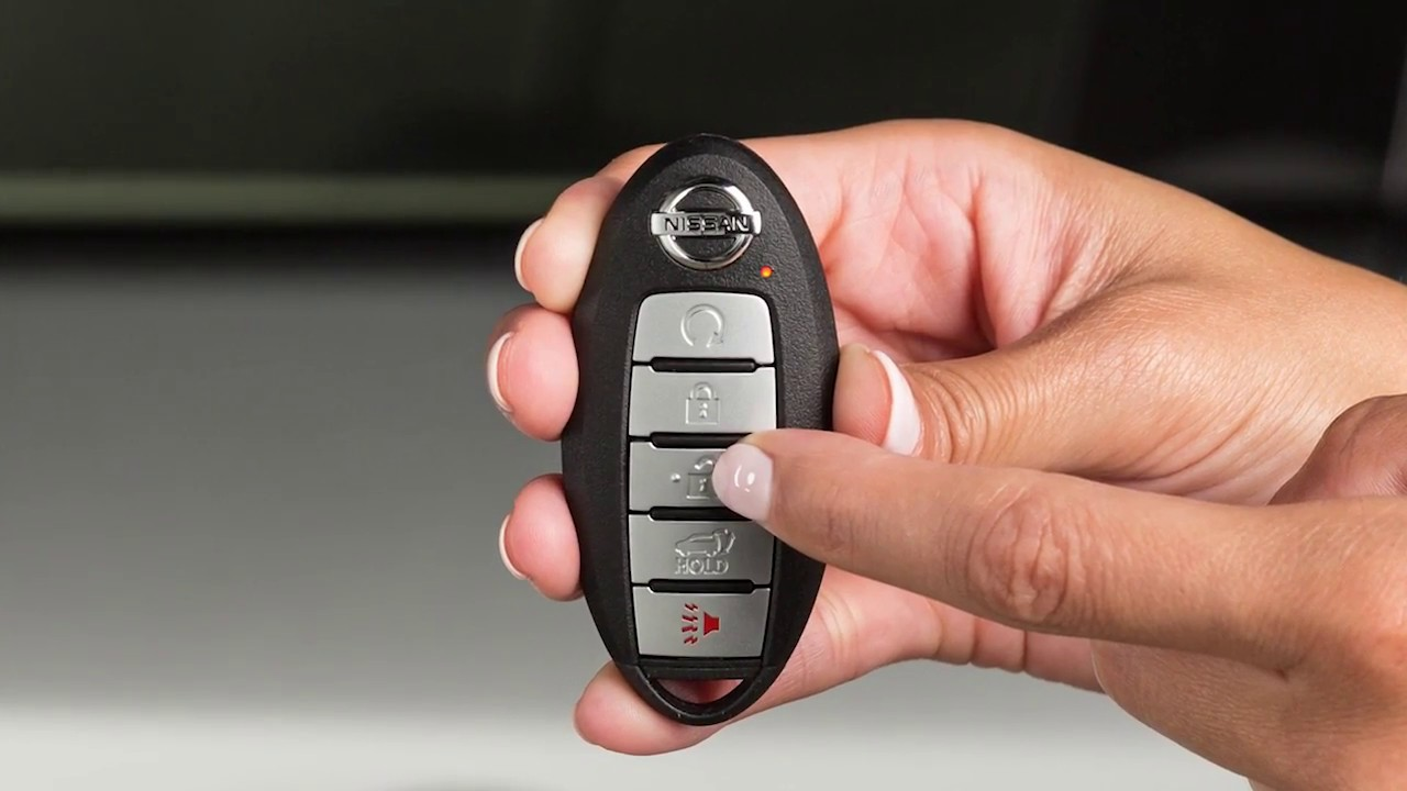 Nissan Rogue Owners Manual: NISSAN Intelligent Key (if so equipped)