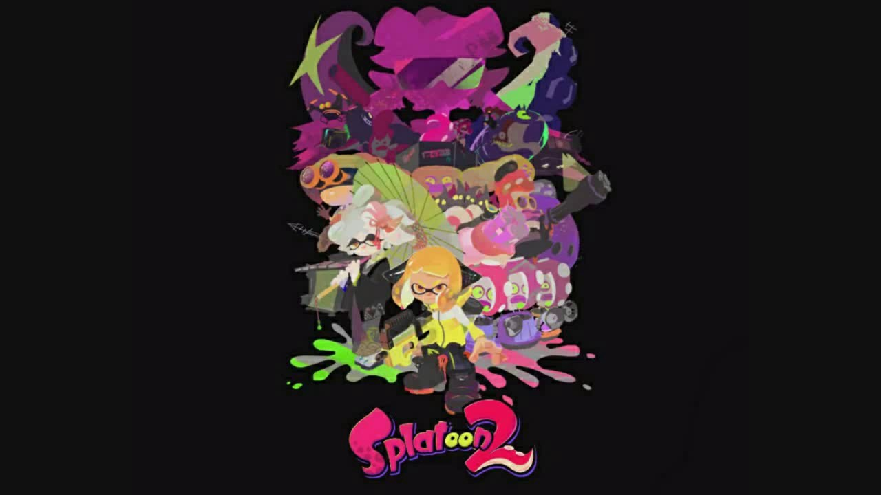 splatoon wallpaper by xxzicexx - photo #14