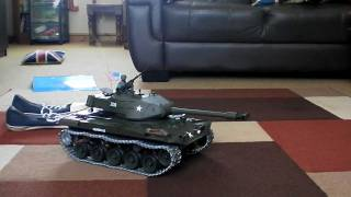Heng Long M41a3 Walker Bulldog Tank Pro Version