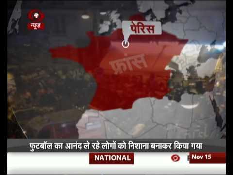 Paris Attacks: 3 Arrested in Belgium
