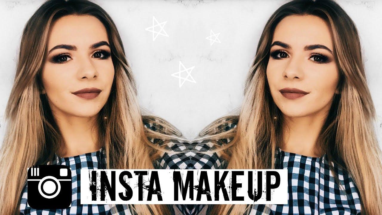 Instagramowy Makijaż Cut Crease W Wersji Nude Makeuppl