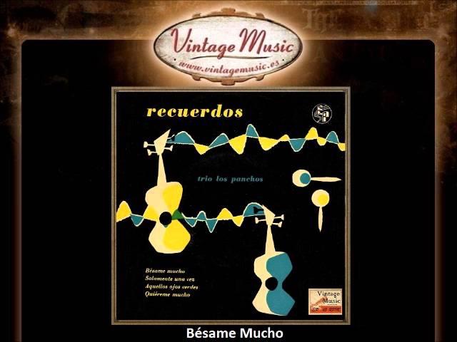 los-panchos-besame-mucho-bolero-vintagemusices-vintagemusicfm