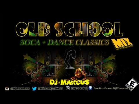 Old School SOCA & R&B Mix  DJ Marcus