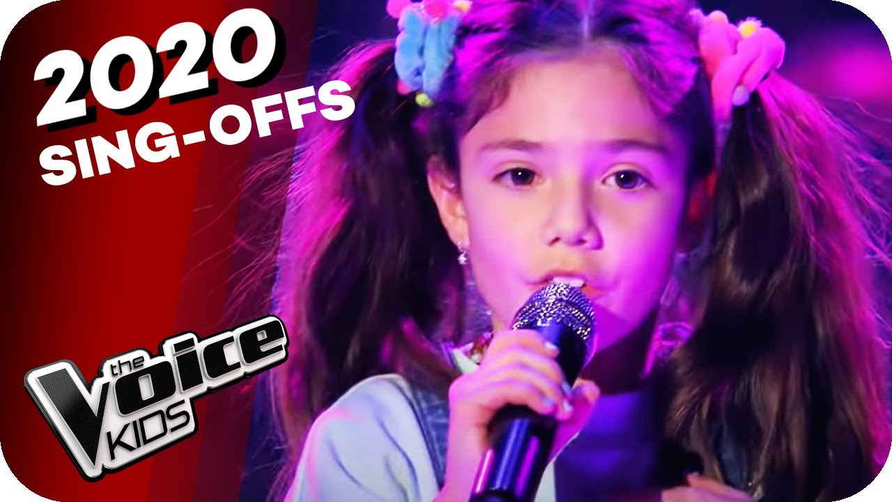 Meghan Trainor - Dear Future Husband (Liana) | The Voice Kids 2020 | Sing Offs