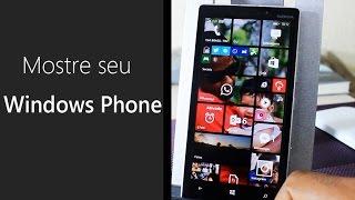 Os Melhores Aplicativos do meu Windows Phone!