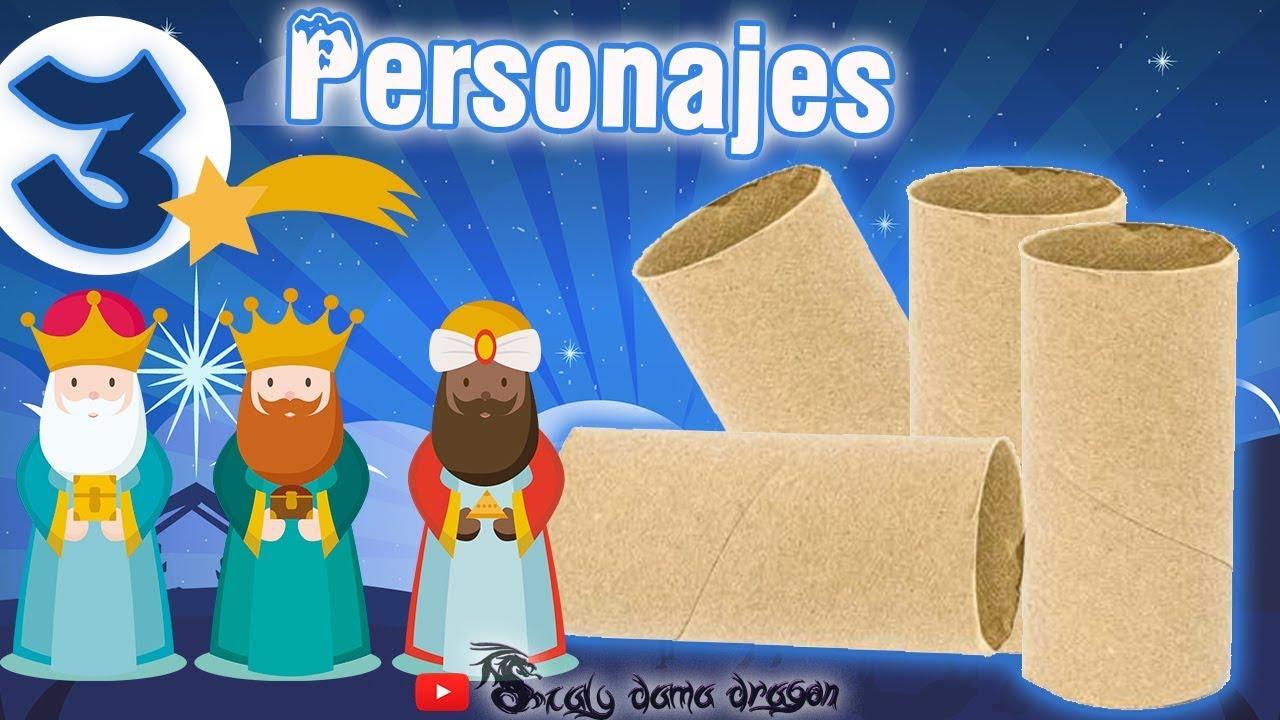 Estrellas de Navidad Caseras - ¡Ideas Originales y ...