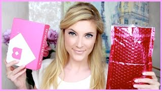 Battle of the Boxes! Birchbox vs. Ipsy ♥ August 2014 Thumbnail