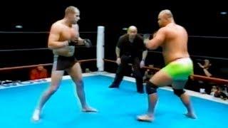 Fedor Emelianenko (Russia) vs Kerry Schall (USA) | The Last Emperor, MMA fight HQ
