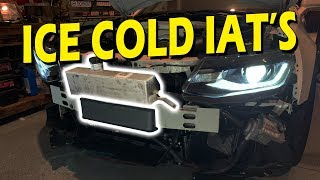 IAT Issues Resolved! Forced Induction Interchiller Installed