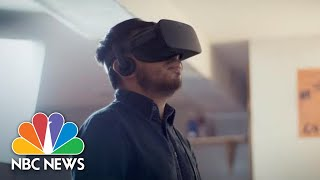 Separated By Borders, Reunited With Virtual Reality   NBC News