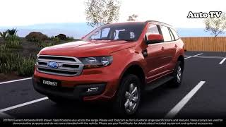 2018 Ford Everest SUV AMAZING CAPABILITY - SUVs Fan Must See This !