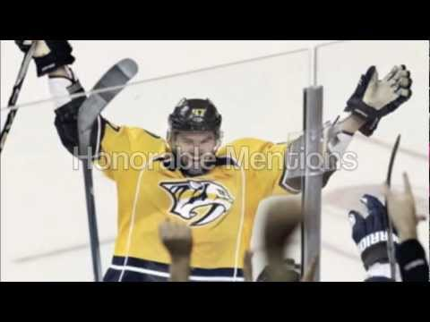 Top 10 NHL Goals of 2011-12