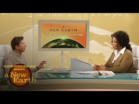 Eckhart Tolle: How to Overcome Your Ego | A New Earth | Oprah Winfrey Network