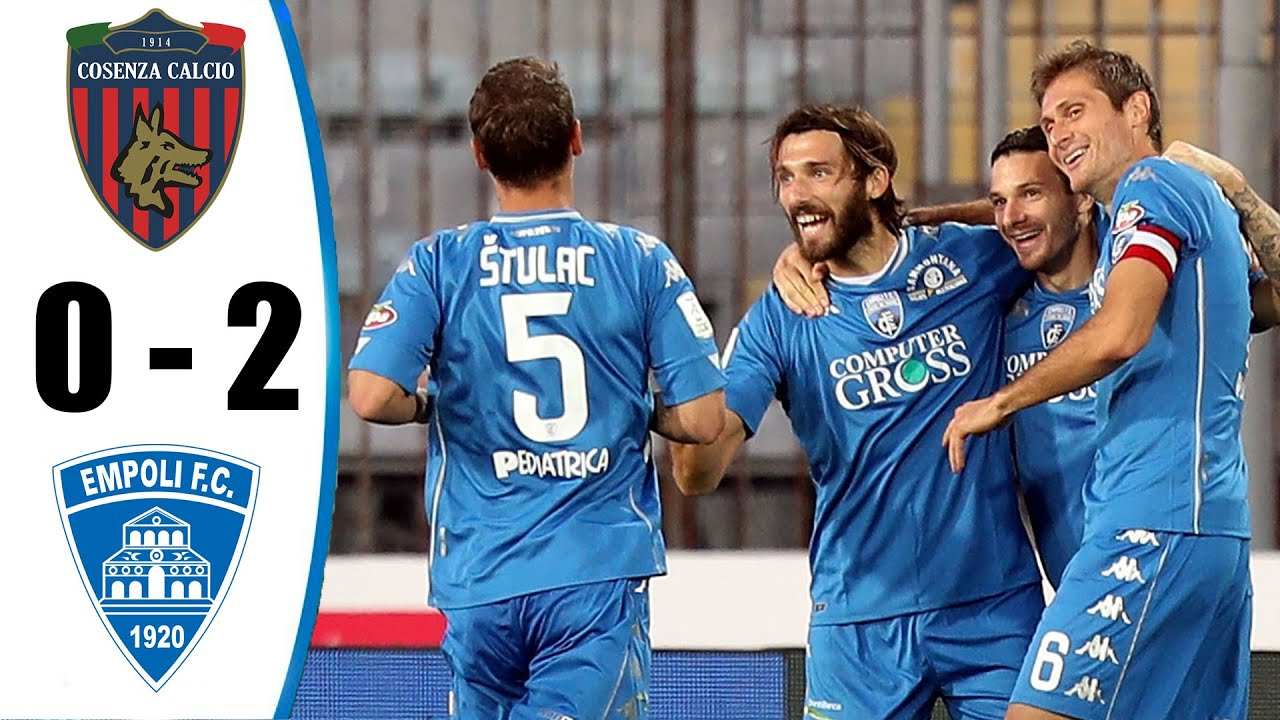 Cosenza vs Empoli 0-2 All Goals & Highlights 04/01/2021 HD - YouTube