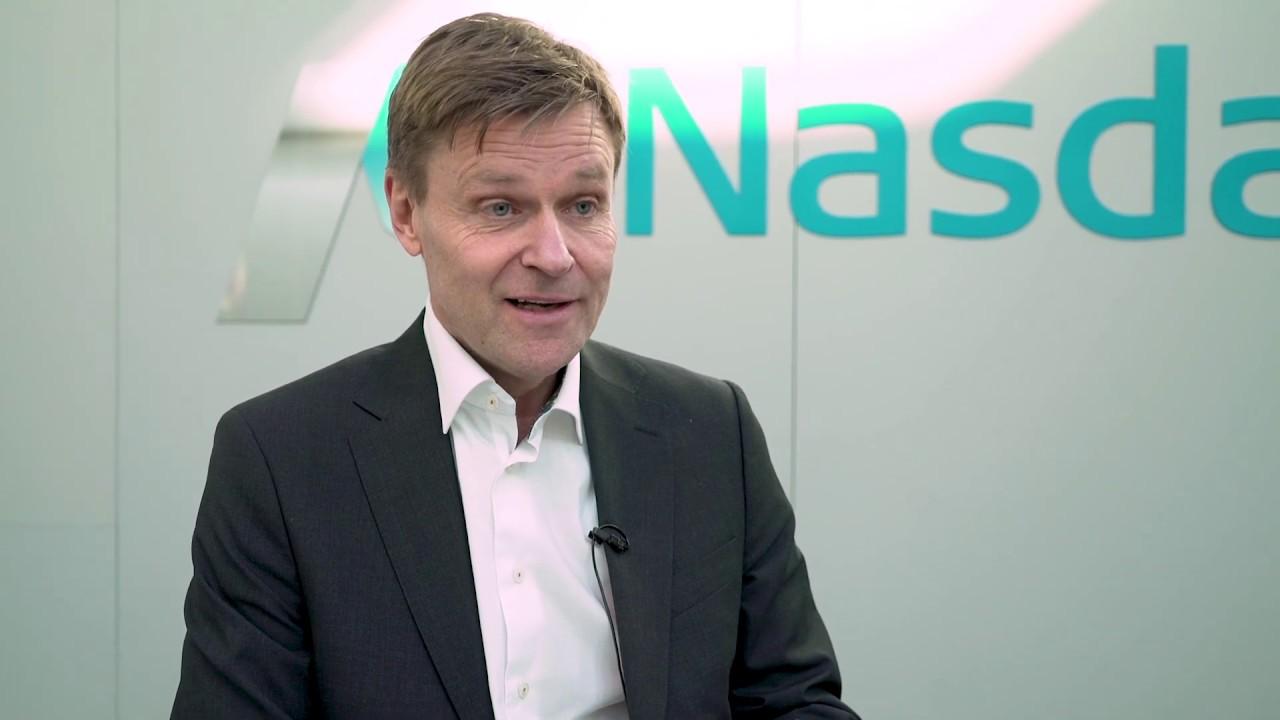 Intervju med Magnus Rosén, vd och koncernchef på Nobina