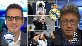 ANÁLISIS Real Madrid rescató un empate en Alemania. ¿Algo para celebrar? | Jorge Ramos y Su Banda