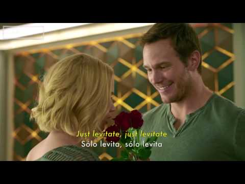 Imagine Dragons - Levitate (Lyrics / Subtitulada en Español) [Passengers Movie - Fan Video]