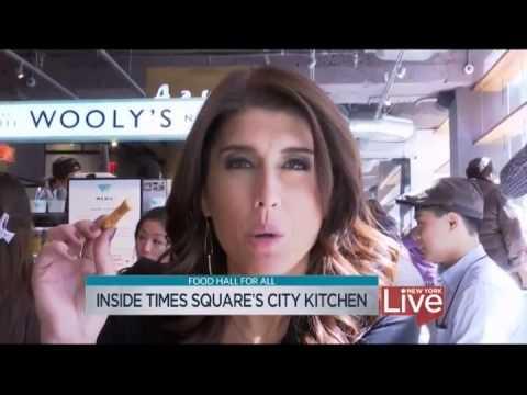 City Kitchen Spot on NBC New York