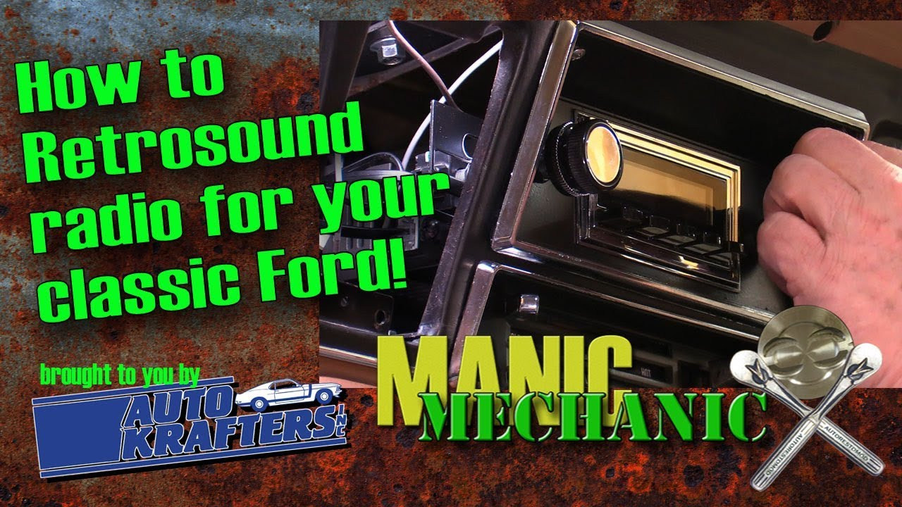 F100, F250, Mustang, Restoration, Tips and Tricks, How to, - Auto