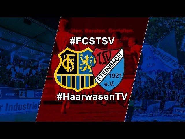 1. FC Saarbrücken - TSV Steinbach Haiger 4:0 (Regionalliga Südwest 2018-19)