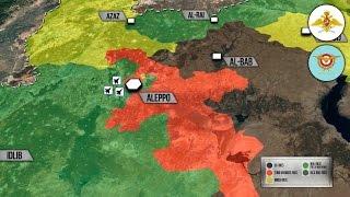 24 октября 2016. Военная обстановка в Сирии. США отказались воевать с Ан-Нусрой. Русский перевод.