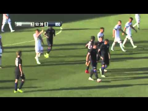 Grodig (Aut) - Hertha Berlin (Ger)  2 - 2  All Goals ( WORLD: Club Friendly  - 21.07.2015)