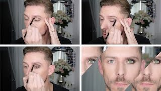 advanced eyeshadow technique   easiest tutorial ever